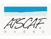 Logo ATS CAF RHONE