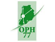 Logo OPH 77