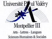 Logo UNIVERSITE PAUL VALERY