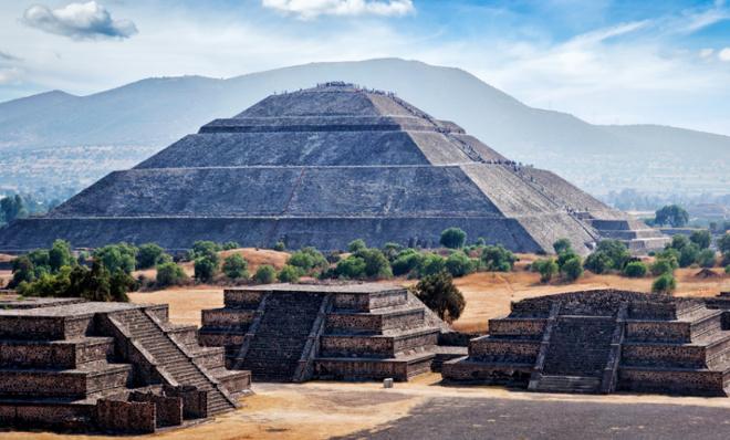 Circuit au Mexique pour 1500 euros par personne