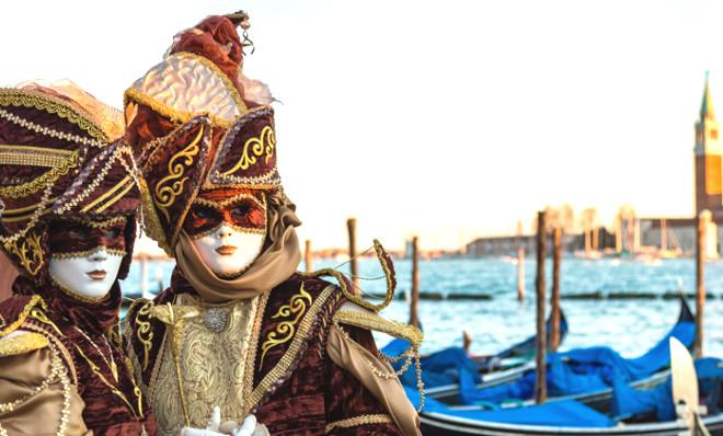 Carnaval de Venise 590 euros par personne